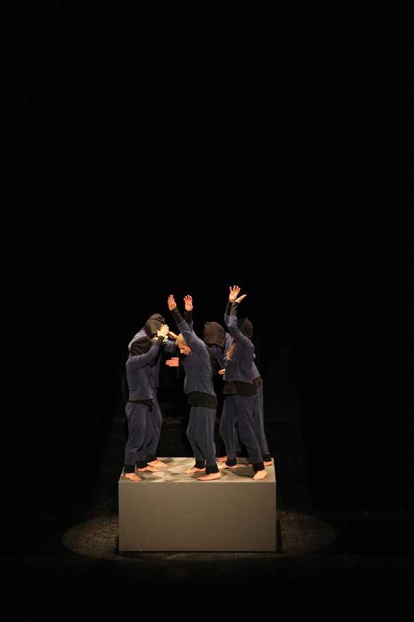 Οδύσσεια Patari Project φεστιβαλ μερες θεατρου δηπεθε κοζανης